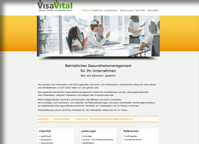 Webdesign - BREMER-MedienDesign